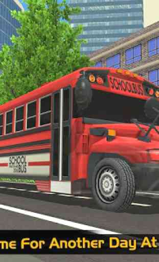 School Bus Simulator 2017 2