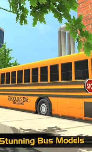School Bus Simulator 2017 3
