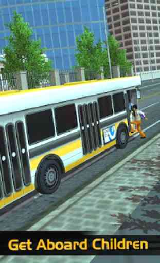 School Bus Simulator 2017 4