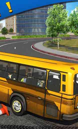 Schoolbus Driver 3D SIM 2