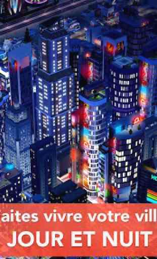 SimCity BuildIt 4