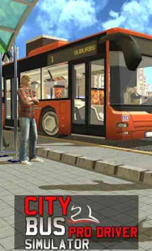 simulateur de bus de la ville 1