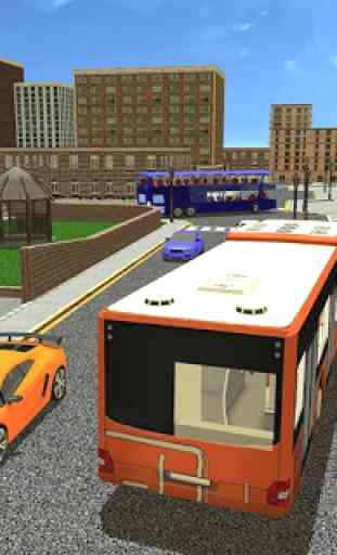 simulateur de bus de la ville 2