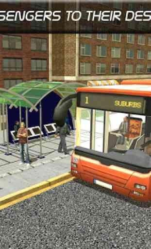 simulateur de bus de la ville 4
