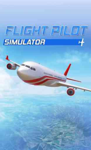 Simulateur de Vol 3D Gratuit 1