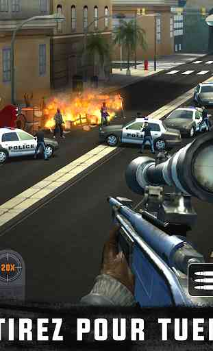 Sniper 3D Assassin : Gratuit 2