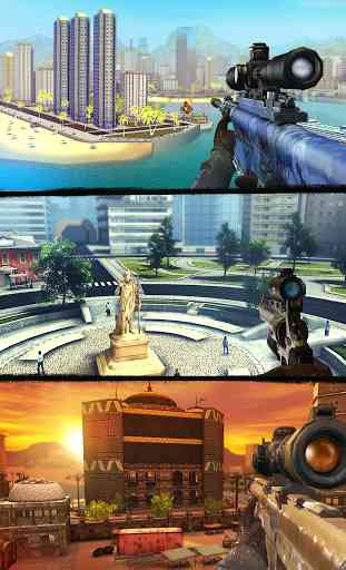 Sniper 3D Assassin : Gratuit 3
