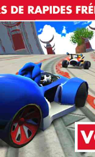 Sonic Racing Transformed 2