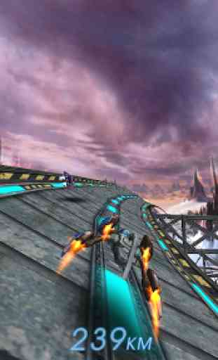 Space Racing 3D - Star Race 2