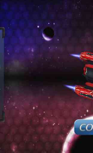 Space Racing 3D - Star Race 3