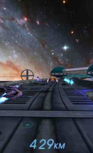Space Racing 3D - Star Race 4