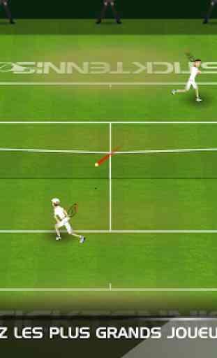 Stick Tennis 2