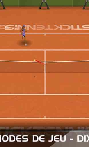 Stick Tennis 3