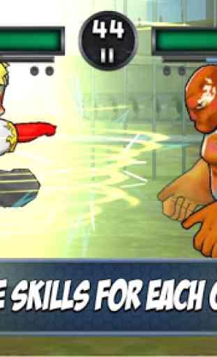 Superheros 3 Jeux de Combats 3