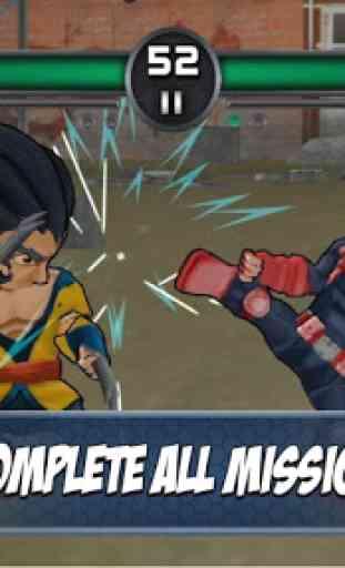 Superheros 3 Jeux de Combats 4