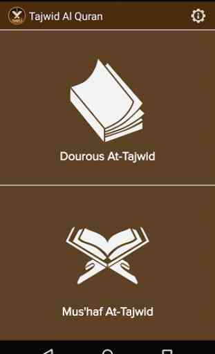Tajwid Al Quran [Français] 1