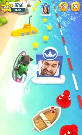 Talking Tom Jetski 4