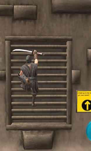 Tower Ninja Assassin Warrior 1