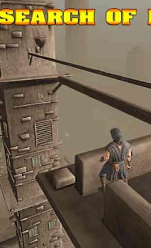 Tower Ninja Assassin Warrior 2