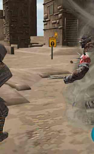 Tower Ninja Assassin Warrior 3