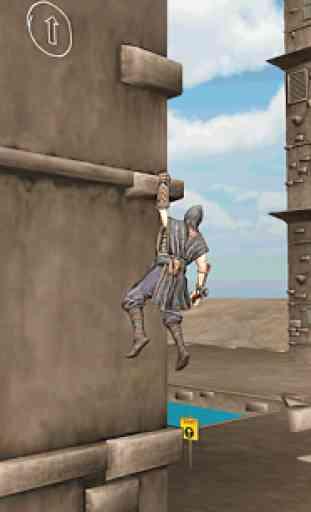 Tower Ninja Assassin Warrior 4