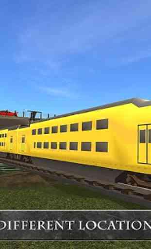 Train Chemins d'entraînement 1