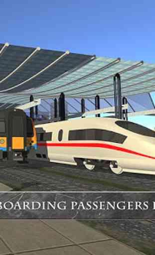 Train Chemins d'entraînement 3