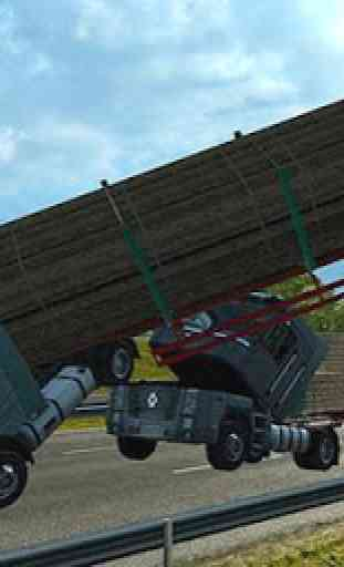 Truck Crash Simulator 2016 2
