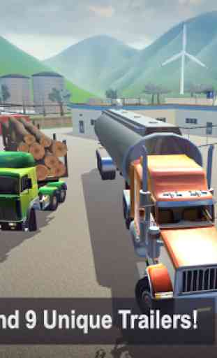 Truck Simulator 2016 1