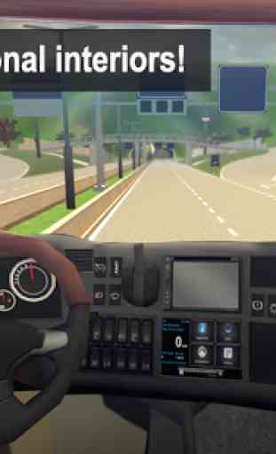 Truck Simulator 2016 2