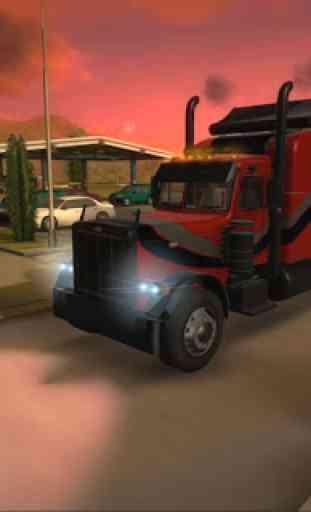 Truck Simulator 3D 1
