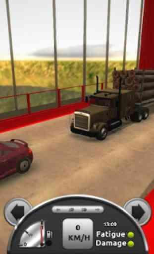 Truck Simulator 3D 2