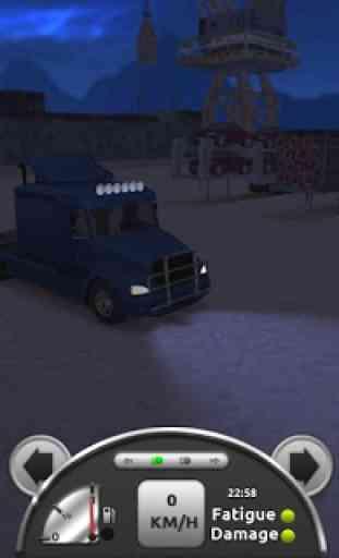Truck Simulator 3D 3