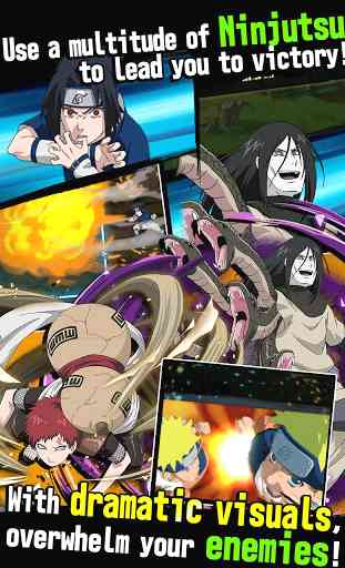 Ultimate Ninja Blazing 4