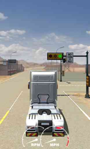 USA Truck 3D Simulator 2016 4