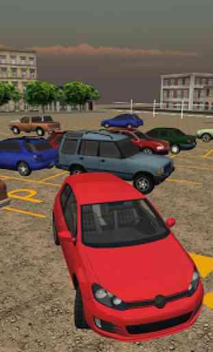 Ville Parking 3D 4