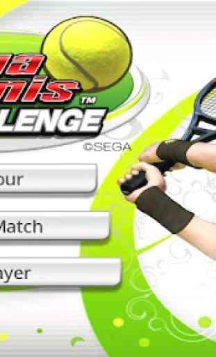 Virtua Tennis™ Challenge 1