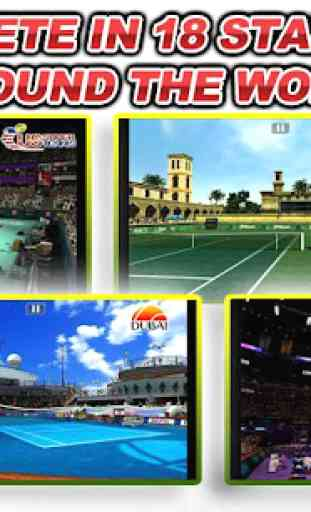 Virtua Tennis™ Challenge 4
