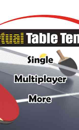 Virtual Table Tennis 2