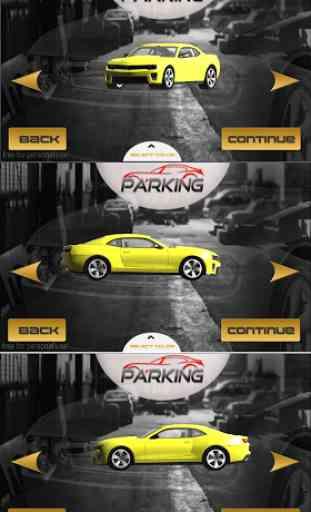 Voiture Parking 3D 1
