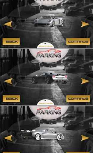 Voiture Parking 3D 2
