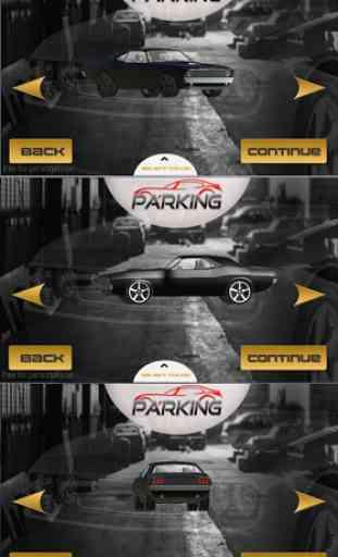 Voiture Parking 3D 3