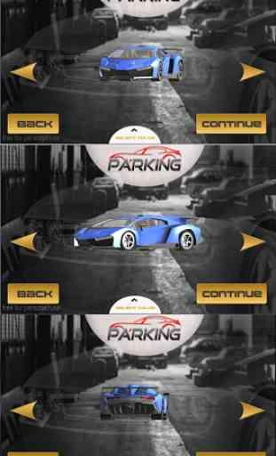 Voiture Parking 3D 4
