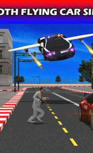 Flying Future Police Cars 1
