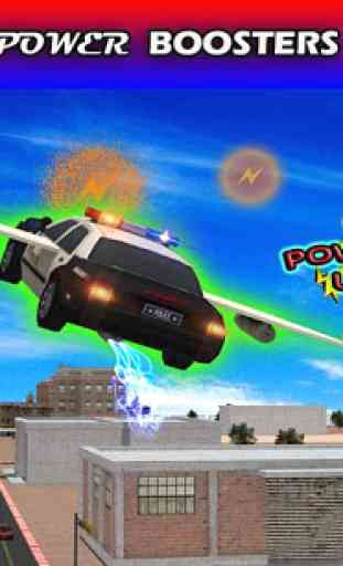Flying Future Police Cars 3
