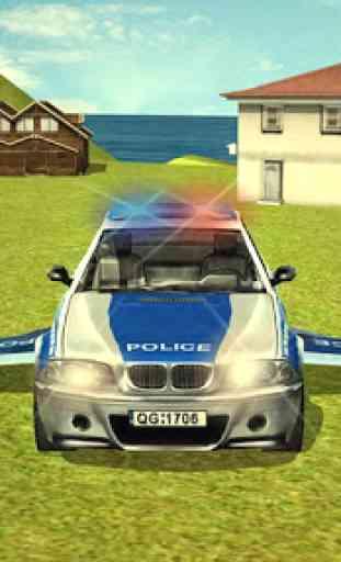 Voler Police voiture 3d 4