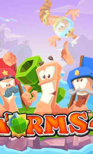 Worms 4 1