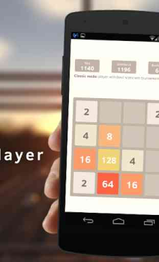 2048 Number Puzzle game 1