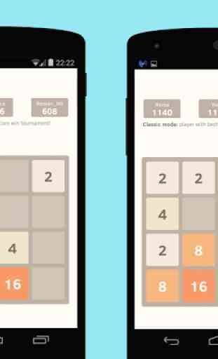2048 Number Puzzle game 2