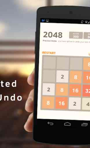 2048 Number Puzzle game 4